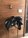 Dressage saddle, mono flap in  Tack/Equipment Saddles