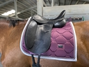 JRD Dressage Saddle Barely used. 17.5 Wide Tree in  Tack/Equipment Saddles