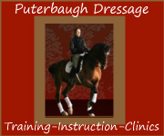 Puterbaugh Dressage 1 mos start 1/15